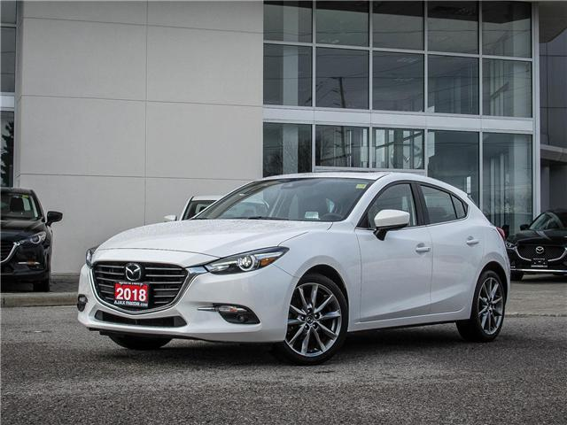 2018 Mazda Mazda3 GT (Stk: P5046) in Ajax - Image 1 of 25