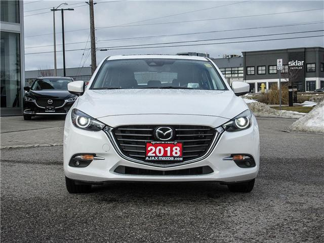 2018 Mazda Mazda3 GT (Stk: P5046) in Ajax - Image 2 of 25