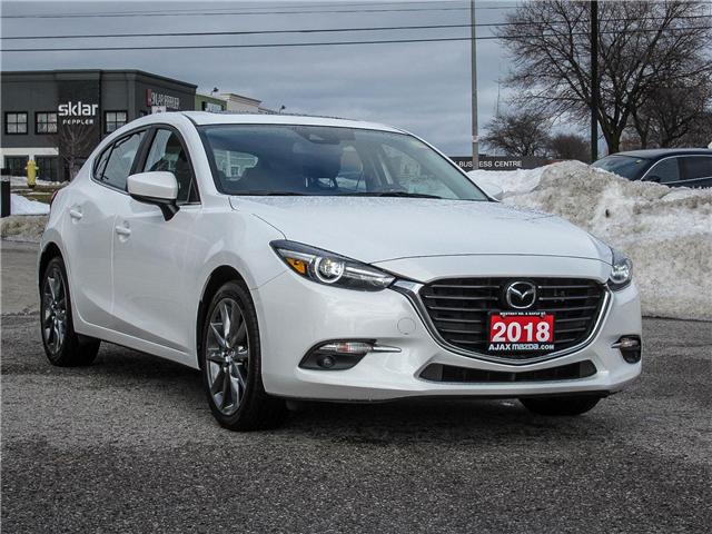 2018 Mazda Mazda3 Sport GT (Stk: P5046) in Ajax - Image 3 of 25