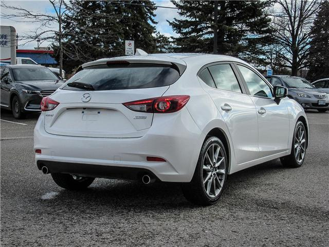 2018 Mazda Mazda3 Sport GT (Stk: P5046) in Ajax - Image 5 of 25