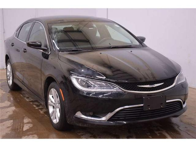 2016 Chrysler 200 LIMITED - BACKUP CAM * HTD SEATS * HTD STEERING (Stk: B3228) in Kingston - Image 2 of 30