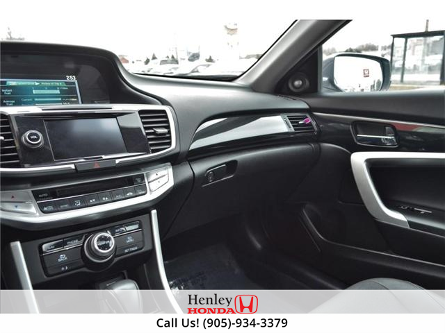 2014 Honda Accord EX-L-NAVI LEATHER BLUETOOTH HEATED SEATS BACK UP (Stk: B0814) in St. Catharines - Image 6 of 25