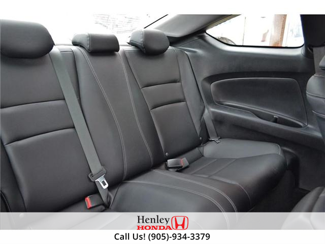 2014 Honda Accord EX-L-NAVI LEATHER BLUETOOTH HEATED SEATS BACK UP (Stk: B0814) in St. Catharines - Image 7 of 25