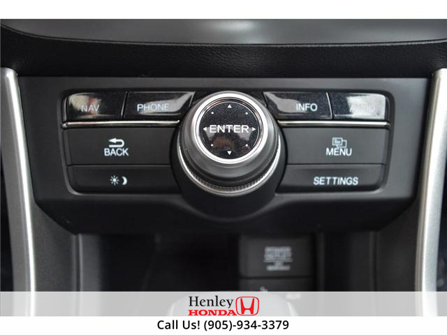 2014 Honda Accord EX-L-NAVI LEATHER BLUETOOTH HEATED SEATS BACK UP (Stk: B0814) in St. Catharines - Image 18 of 25
