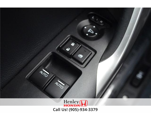 2014 Honda Accord EX-L-NAVI LEATHER BLUETOOTH HEATED SEATS BACK UP (Stk: B0814) in St. Catharines - Image 23 of 25