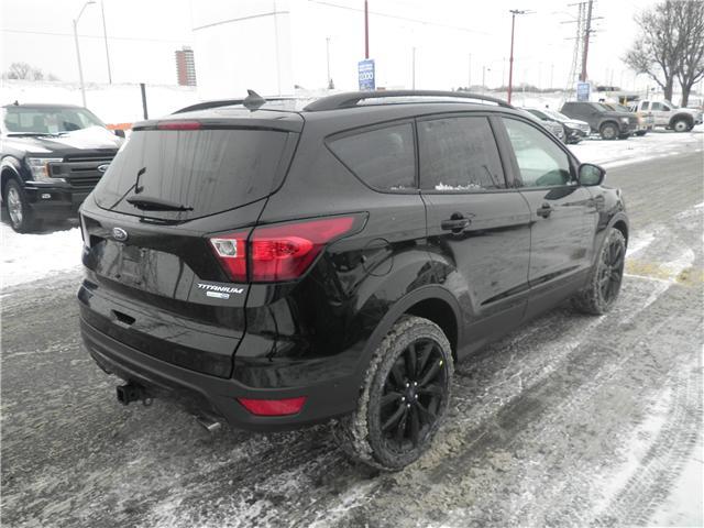 2019 Ford Escape Titanium (Stk: 1911680) in Ottawa - Image 5 of 10