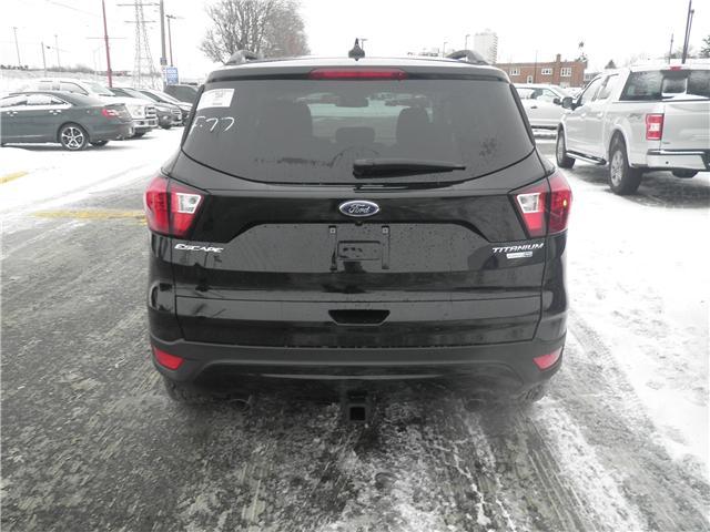 2019 Ford Escape Titanium (Stk: 1911780) in Ottawa - Image 4 of 11
