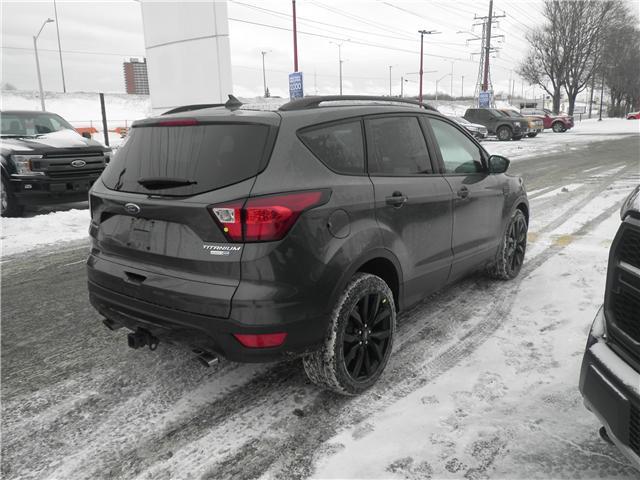 2019 Ford Escape Titanium (Stk: 1911950) in Ottawa - Image 5 of 11