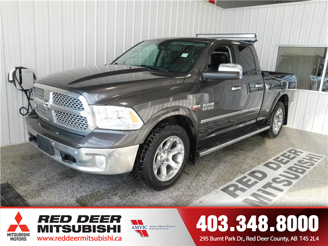 2014 RAM 1500 Laramie (Stk: E187681A) in Red Deer County - Image 1 of 16