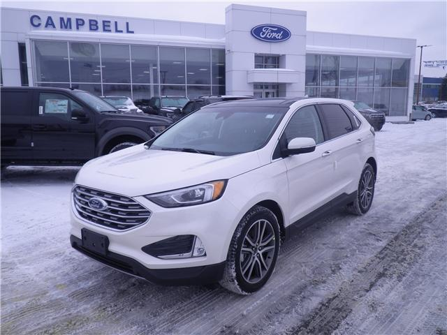 2019 Ford Edge Titanium (Stk: 1911720) in Ottawa - Image 1 of 11