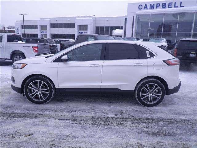 2019 Ford Edge Titanium (Stk: 1911720) in Ottawa - Image 2 of 11