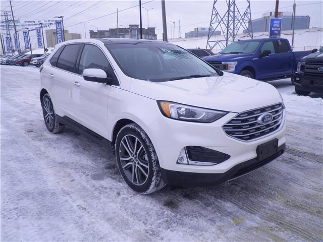 2019 Ford Edge Titanium (Stk: 1911720) in Ottawa - Image 6 of 11