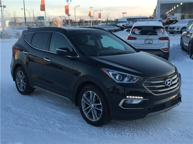 2017 Hyundai Santa Fe Sport 2.0T Ultimate (Stk: B7225) in Saskatoon - Image 1 of 22