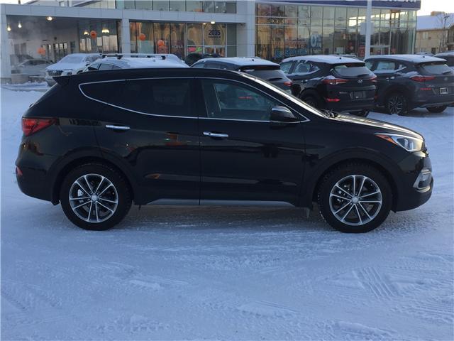 2017 Hyundai Santa Fe Sport 2.0T Ultimate (Stk: B7225) in Saskatoon - Image 2 of 22