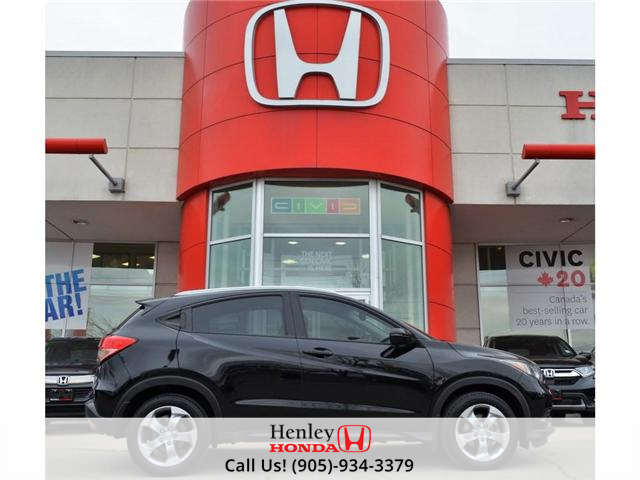 2016 Honda HR-V EX-L NAVI LEATHER HEATED SEATS BACK UP CAMERA (Stk: H17539B) in St. Catharines - Image 1 of 25