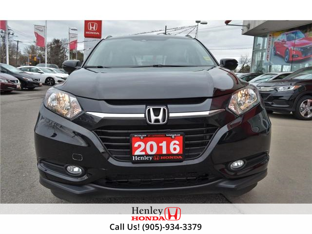 2016 Honda HR-V EX-L NAVI LEATHER HEATED SEATS BACK UP CAMERA (Stk: H17539B) in St. Catharines - Image 2 of 25