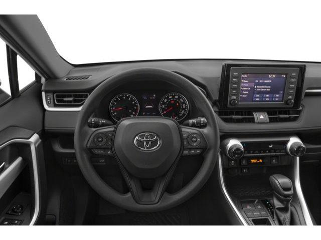 2019 Toyota RAV4 LE (Stk: 21644) in Brampton - Image 4 of 9