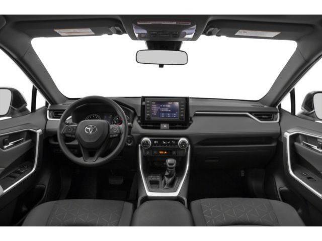 2019 Toyota RAV4 LE (Stk: 21644) in Brampton - Image 5 of 9