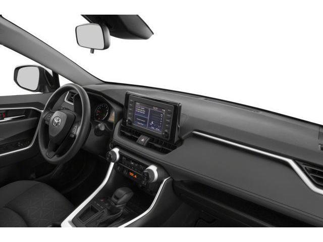 2019 Toyota RAV4 LE (Stk: 21644) in Brampton - Image 9 of 9