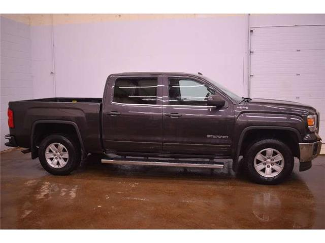 2015 GMC Sierra 1500 SLE 4X4 CREW CAB - BACKUP AM * HTD SEATS  (Stk: B3246) in Napanee - Image 1 of 30