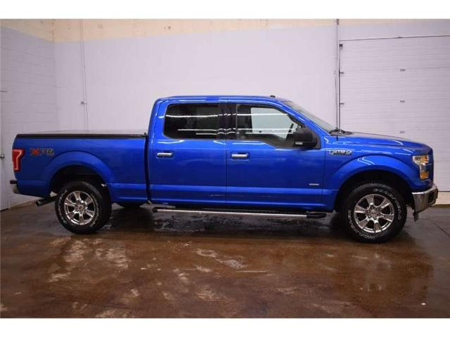 2016 Ford F-150 XLT 4X4 CREW CAB-NAV * BACKUP CAM * HTD SEATS  (Stk: B3242) in Kingston - Image 1 of 30