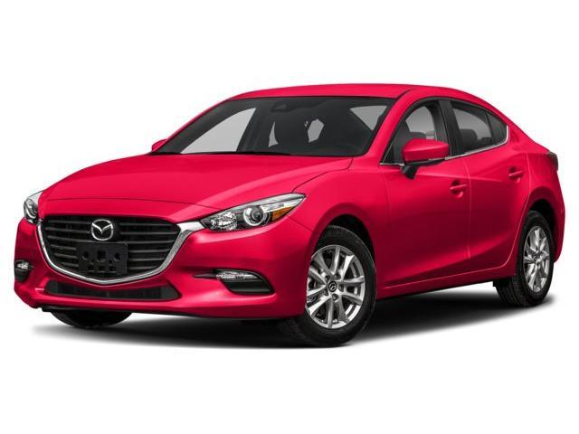 2018 Mazda Mazda3 GS (Stk: T1313) in Ajax - Image 1 of 9