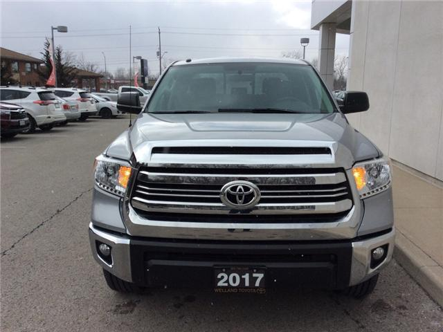 2017 Toyota Tundra SR5 Plus 5.7L V8 (Stk: P3376) in Welland - Image 9 of 22