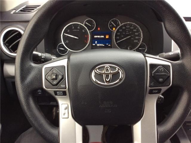 2017 Toyota Tundra SR5 Plus 5.7L V8 (Stk: P3376) in Welland - Image 11 of 22