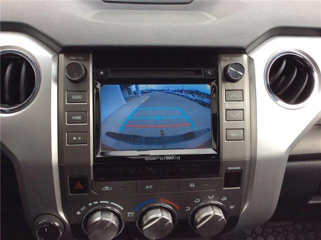 2017 Toyota Tundra SR5 Plus 5.7L V8 (Stk: P3376) in Welland - Image 12 of 22