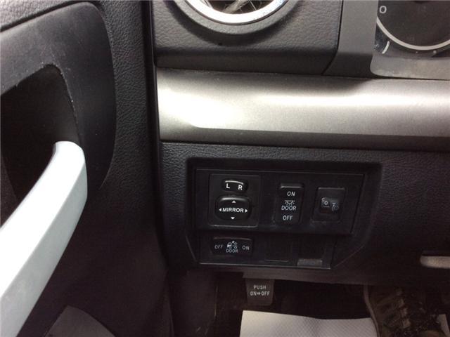 2017 Toyota Tundra SR5 Plus 5.7L V8 (Stk: P3376) in Welland - Image 13 of 22