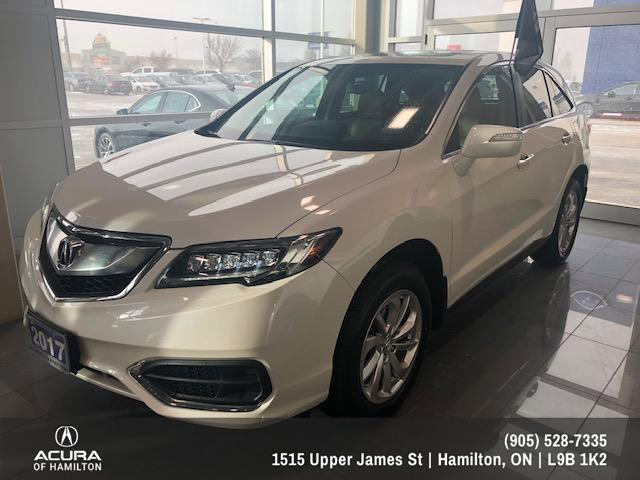 2017 Acura RDX Tech (Stk: 1713210) in Hamilton - Image 1 of 11