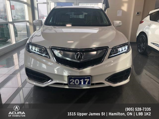 2017 Acura RDX Tech (Stk: 1713210) in Hamilton - Image 2 of 11