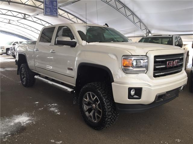 2015 GMC Sierra 1500 SLT (Stk: 172094) in AIRDRIE - Image 1 of 23