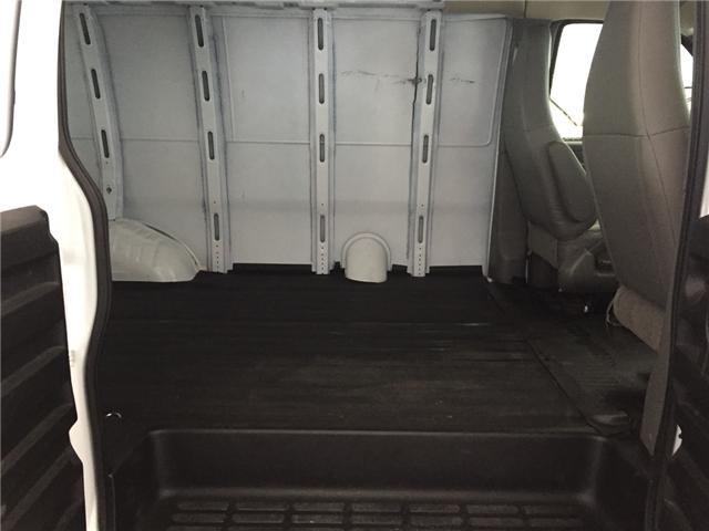 2018 Chevrolet Express 2500 Work Van (Stk: 172180) in AIRDRIE - Image 8 of 18