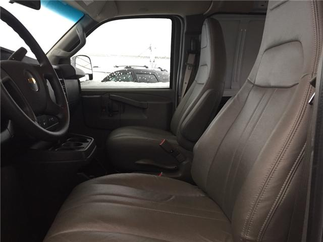2018 Chevrolet Express 2500 Work Van (Stk: 172180) in AIRDRIE - Image 9 of 18