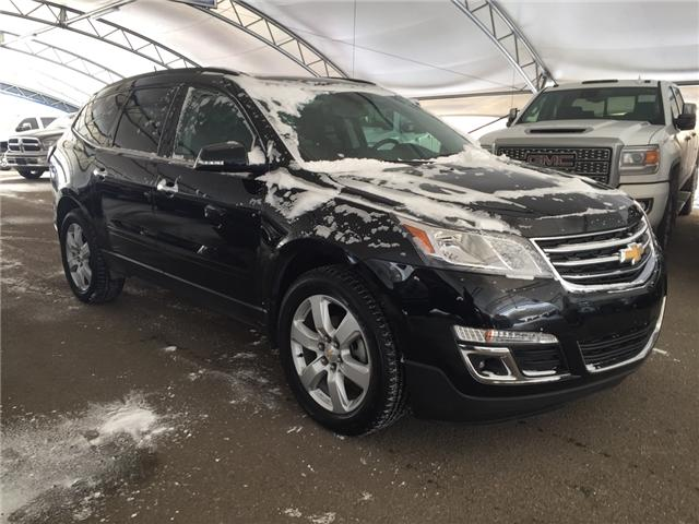 2017 Chevrolet Traverse 1LT (Stk: 168468) in AIRDRIE - Image 1 of 21