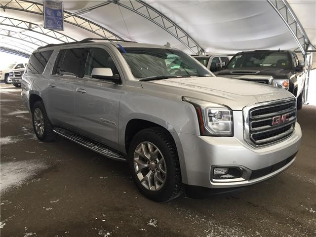 2017 GMC Yukon XL SLE (Stk: 153473) in AIRDRIE - Image 1 of 20