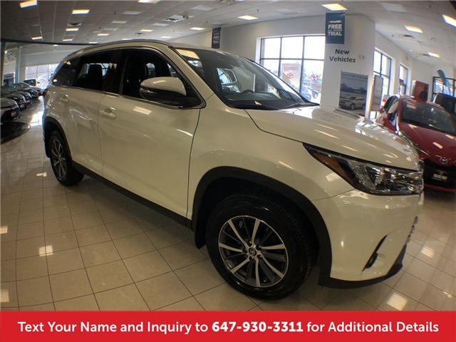2019 Toyota Highlander XLE (Stk: K8119) in Mississauga - Image 2 of 20