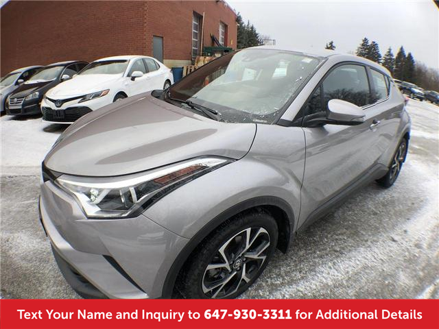 2019 Toyota C-HR XLE (Stk: K7088) in Mississauga - Image 1 of 19