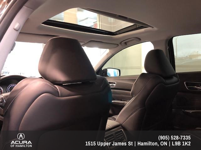 2018 Acura TLX Elite (Stk: 1813220) in Hamilton - Image 8 of 15