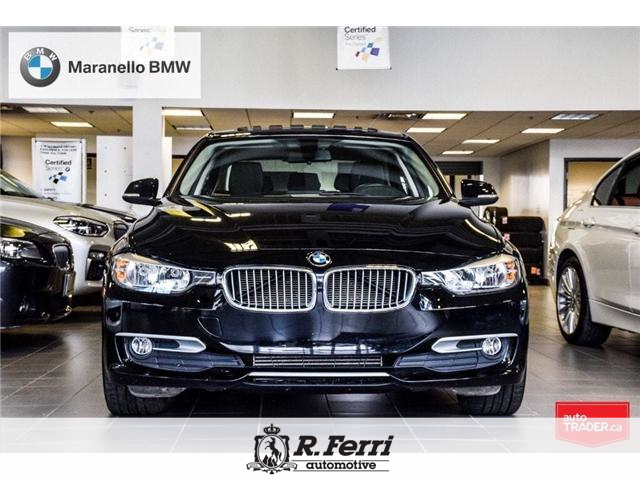 2014 BMW 320i xDrive (Stk: U8250) in Woodbridge - Image 2 of 19