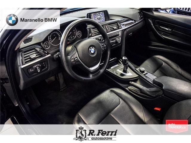 2014 BMW 320i xDrive (Stk: U8250) in Woodbridge - Image 8 of 19