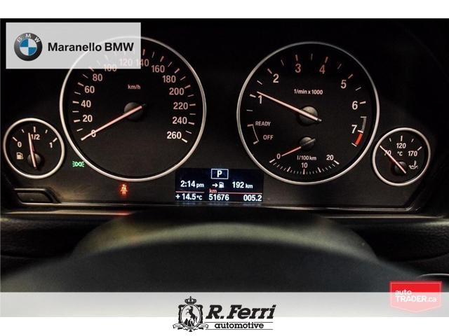 2014 BMW 320i xDrive (Stk: U8250) in Woodbridge - Image 16 of 19