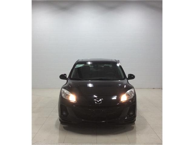 2012 Mazda Mazda3 GT (Stk: M18285B) in Sault Ste. Marie - Image 2 of 12