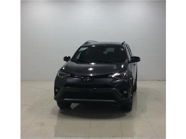 2018 Toyota RAV4 SE (Stk: P5184) in Sault Ste. Marie - Image 1 of 13