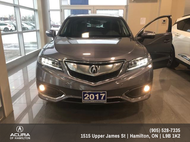 2017 Acura RDX Elite (Stk: 17-13230) in Hamilton - Image 1 of 14