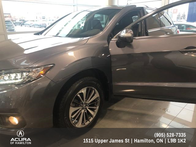 2017 Acura RDX Elite (Stk: 17-13230) in Hamilton - Image 2 of 14