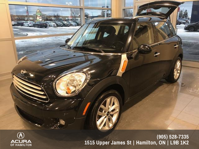 2012 MINI Cooper Countryman Base (Stk: 1213160) in Hamilton - Image 1 of 12