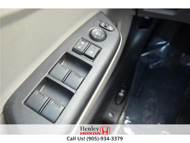 2015 Honda Civic LX BLUETOOTH HEATED SEATS BACK UP CAMERA. (Stk: B0817) in St. Catharines - Image 22 of 25