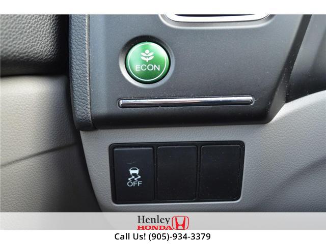 2015 Honda Civic LX BLUETOOTH HEATED SEATS BACK UP CAMERA. (Stk: B0817) in St. Catharines - Image 23 of 25